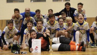 Mladší žáci - 2019 - Zlín Lions