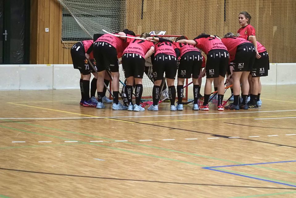Florbal Židenice - Panthers Praha 3
